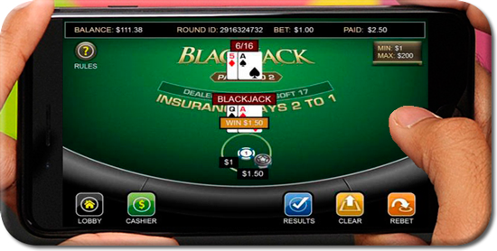 blackjack smartphones